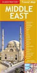Middle East, Travel Map by New Holland Publishers