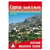 Cyprus, South and North, Walking Guide by Rother Walking Guide