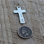 Personalized Cross Blank