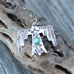 Thunderbird with Turquoise