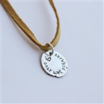 Tokens of Wisdom Necklace