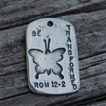 Be Transformed myGodTags