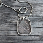 Fingerprint Pendant