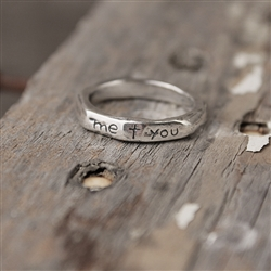 Me & You Ring
