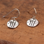 On Calvary Earrings