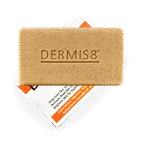 Dermis 8° Exfoliating Bar Soap 125gr