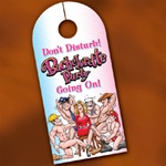 BACHELORETTE PARTY DOOR HANGER