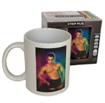 STRIP MUG MALE