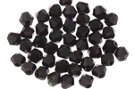 Bead, Crystal, Bicone, Faceted, 4MM, Black
