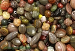Bead, Czech, Mixed Shape Size And Color, Glass, 4MM To 16MM