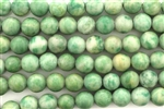 "Gemstone Bead, Phoenix ""Jade"", Round, 8MM"