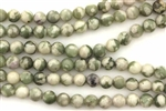 Gemstone Bead, Peace Stone, Round, 6MM