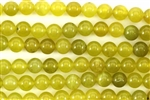 "Gemstone Bead, Korean ""Jade"", Round, 6MM"