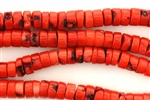 Bead, Coral, Roundell, 8MM