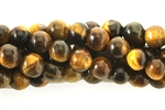 Tiger Eye / 8MM Round