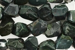 Gemstone Bead, Bloodstone, Nugget, 17MM