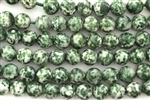 Gemstone Bead, Tree Agate, Round, 8MM