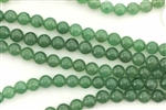 Bead, Gemstone, Aventurine, Round, 6MM