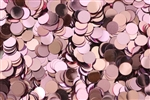 Sequin, 6MM, Round, Vintage, No Hole, Orchid