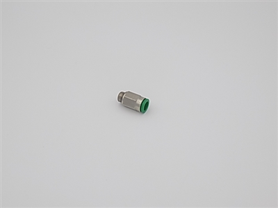 8MM OD TUBE TO 1/8 BSP MALE AIR FITTING