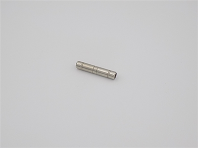 8MM CONNECTOR PIPE MALE/MALE