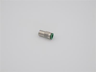 "ADAPTER 1/8"" NPT FEMALE TO 8MM PUSHLOK"