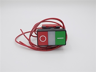 SWITCH - GREEN & RED PUSH BUTTON MAGGI 640, 800, 960, 1250