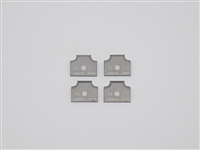TRIM CUTTER INSERTS (SET OF 4) EA MODEL 3/50 R3 REVERSABLE