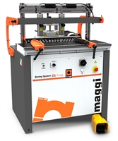 New MAGGI Construction Line Borer Machine Model 21T