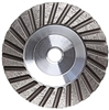 Cup Wheels Aluminum turbo Coarse Granite