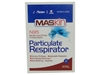 MASK RESPIRATOR N95 BOX WITH 20 UNITS