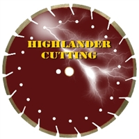 Highlander Super Diamond Blade