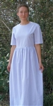 Ladies Dress Slip-on Gathered Skirt all sizes