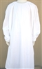 Girl Loungewear Gown Dress White Muslin cotton size 3 4