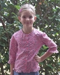 Ruffles & 3/4 & Long sleeve options to add to Sleeves -- Girls