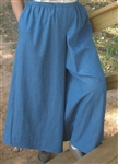 Ladies Split Skirt Denim & Twill all sizes custom