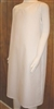 Girl Slip Full Length Cotton White Batiste size 3