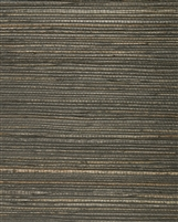 Espresso Brown Jute Grasscloth Page 3