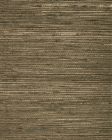 Coffee Brown Jute Grasscloth Wallcovering Page 5