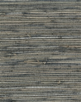 Briarwood Gray Natural Fiber Grasscloth