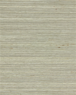 Misty Gray Natural Sisal Grasscloth