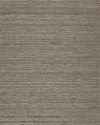 Woodacre Brown Natural Sisal Grasscloth