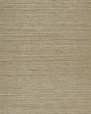 Rustic Taupe Natural Sisal Grasscloth