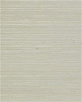 Arctic White Natural Sisal Grasscloth