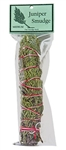 Wholesale Juniper Smudge Stick 6'L (Medium)