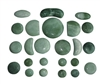 BNS Jade stone massage set (24 pc)