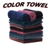 Color Towels 1dz-12 PACK