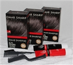 Omar Sharif 1min. hair color