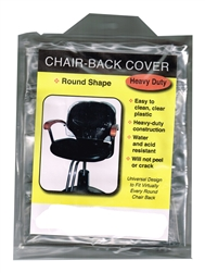 Hairart Chair Cover for Round Shape
