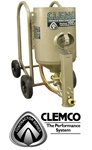 Clemco 21548 4 Cubic Foot Contractor Blast Machine Package